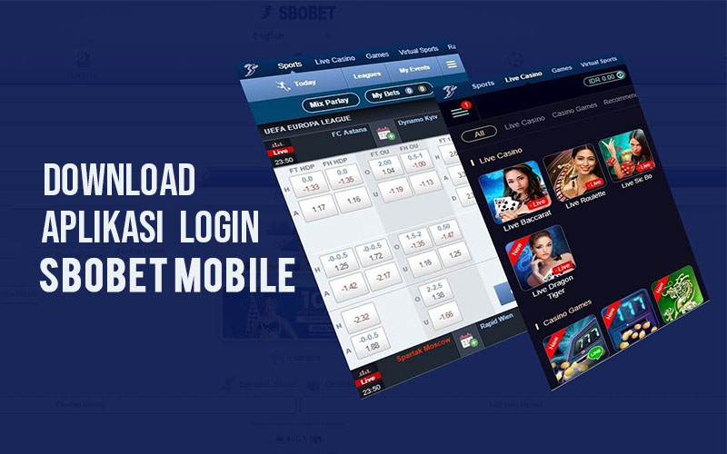 Download Aplikasi Link Sbobet Mobile